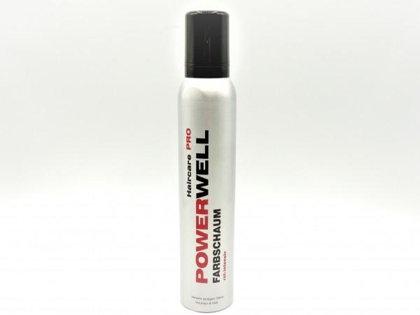 Powerwell Farbschaum rot-intensiv 200 ml
