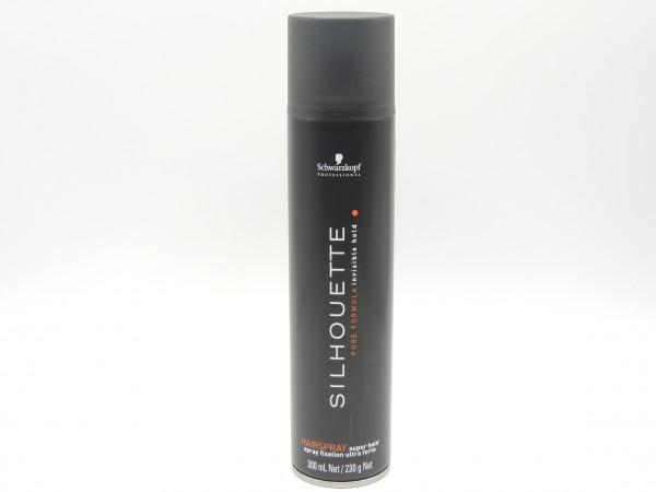 Schwarzkopf Silhouette Super Hold Haarspray 300 ml black