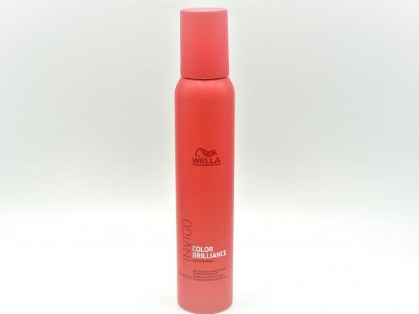 Wella Invigo Color Brillance Conditioning Mousse 200 ml